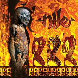 Nile - Amongst The Catacombs Of Nephren-Ka - Merge LP