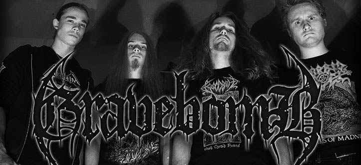 Gravebomb - Rot In Putrid Filth out now!